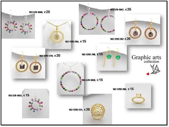 Marti's Jewelry - Летние хиты - Look-book. Изображение № 5.