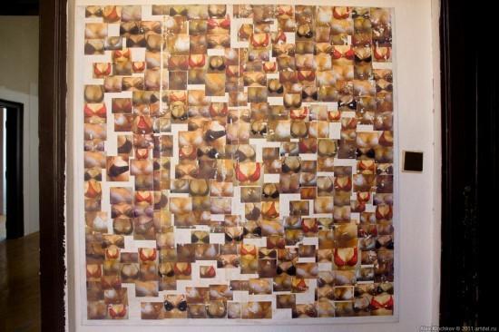 Музей современного искусства в Чехии: Искусство и шок. Изображение № 25.