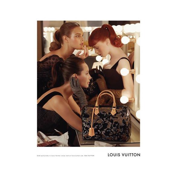 Рекламные кампании: Burberry, Louis Vuitton, Tom Ford. Изображение № 7.