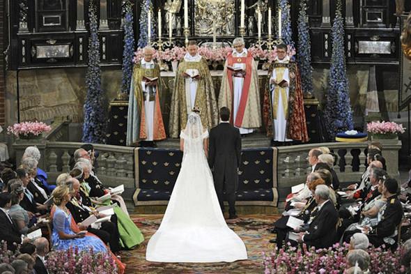 Свадьба шведской кронпринцессы Виктории. Изображение № 36.