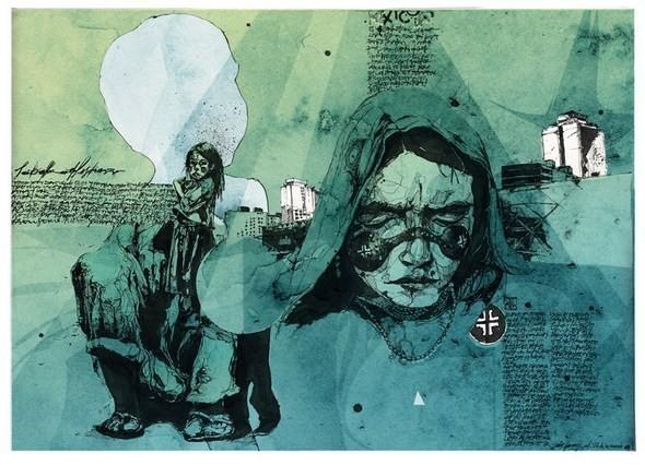 Изображение 19. Иллюстратор: Симон Прадес.. Изображение № 19.
