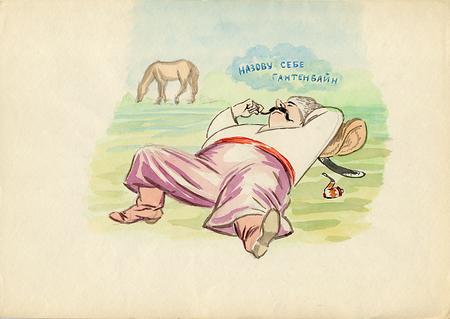 Рисунки втетради. Изображение № 13.