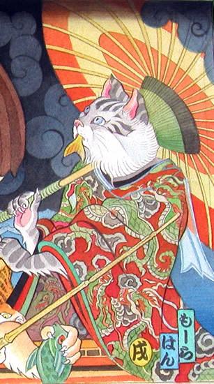Звериная Япония Мойры Хан. Изображение № 27.