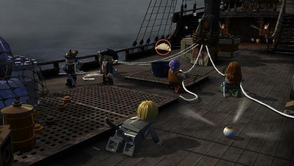 Изображение 12. Компания Disney выпустила игру «LEGO Пираты Карибского Моря».. Изображение № 11.