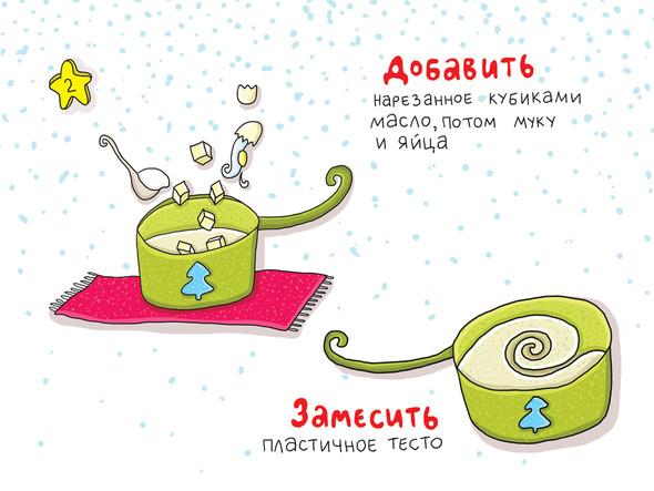 Пора печь печеньки!. Изображение № 4.