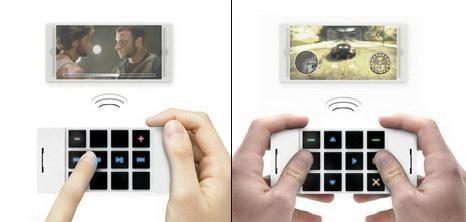 Концептуальный магнитный телефон. Изображение № 2.