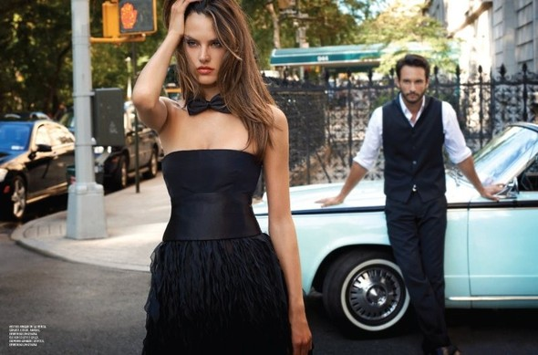 Съёмка: Alessandra Ambrosio & Rodrigo Santoro 4 Vogue Brazil Dec 2011. Изображение № 7.