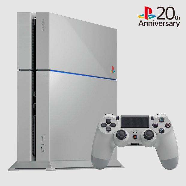 Конкурс: Разыгрываем юбилейную PlayStation 4. Изображение № 1.