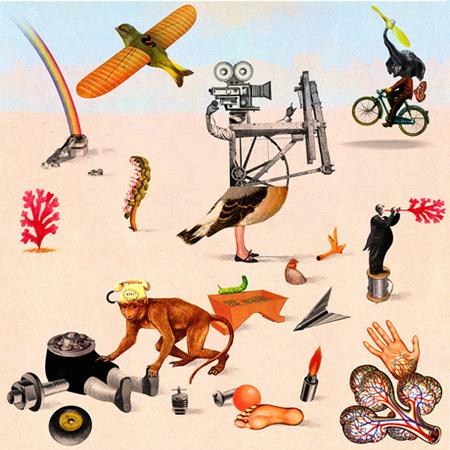 Юношеский Сюрреализм – Иллюстрации Брэтта Райдера. Изображение № 15.