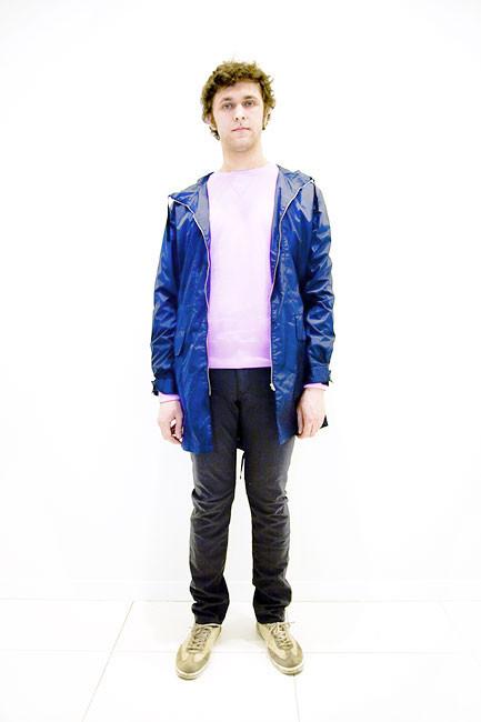 Встречайте по одежке: мужские образы от Uniqlo. Изображение № 2.