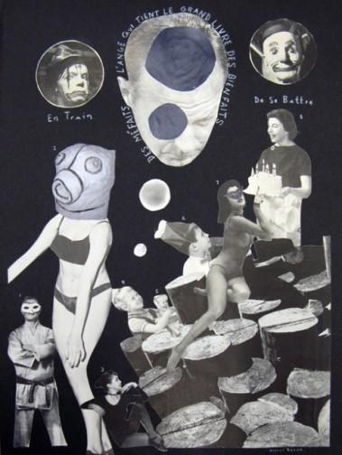 Канадский художник Marcel Dzama. Изображение № 28.