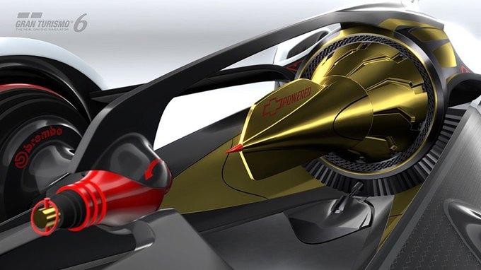 Chevrolet создала суперкар для Gran Turismo. Изображение № 24.