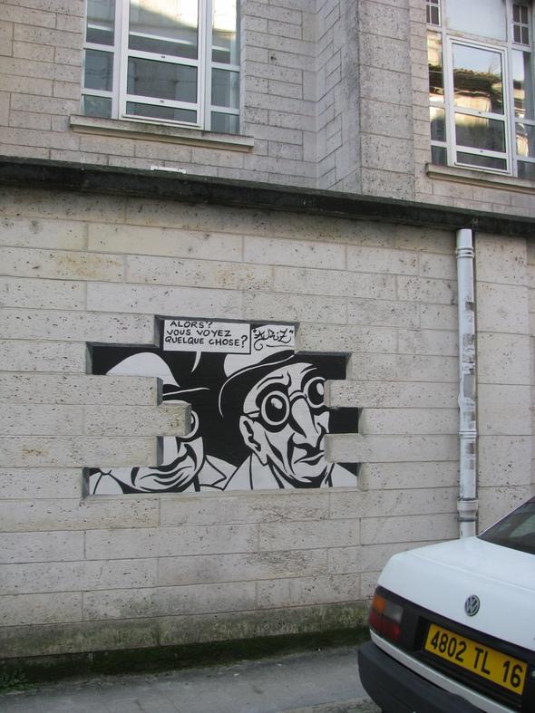 Ангулем 2009 – великое действо вокруг комикса. Изображение № 25.
