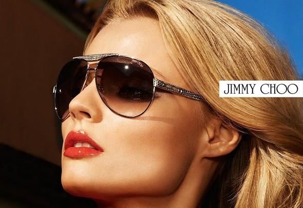 Кампания: Терри Ричардсон для Jimmy Choo SS 2012. Изображение № 4.