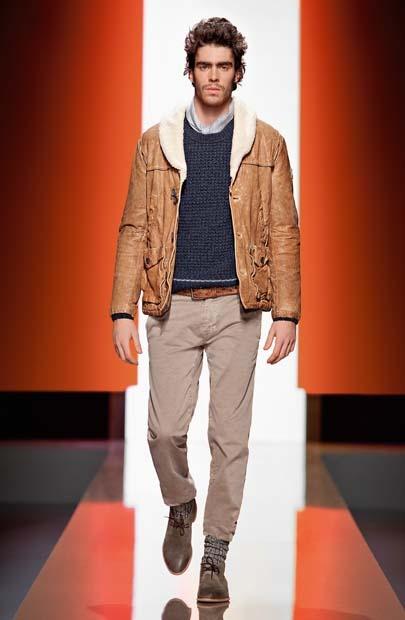 Новости ЦУМа: Коллекция мужской одежды Boss Orange осень-зима 2012-13. Изображение № 9.
