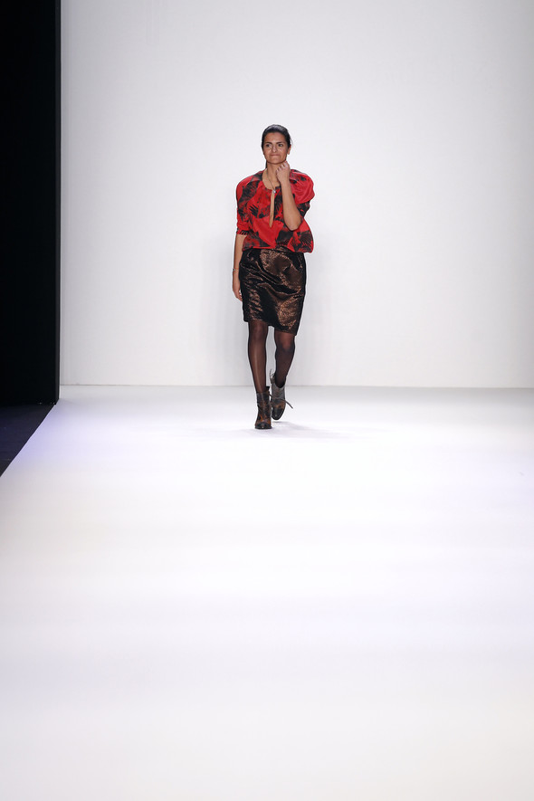 Berlin Fashion Week A/W 2012: Lala Berlin. Изображение № 31.