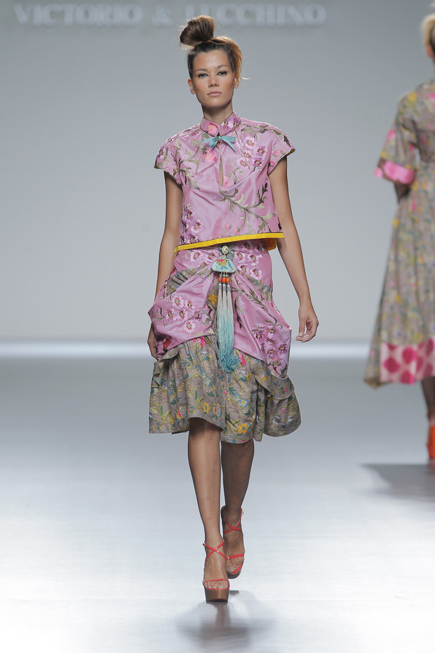 Madrid Fashion Week SS 2013: VICTORIO & LUCCHINO. Изображение № 13.