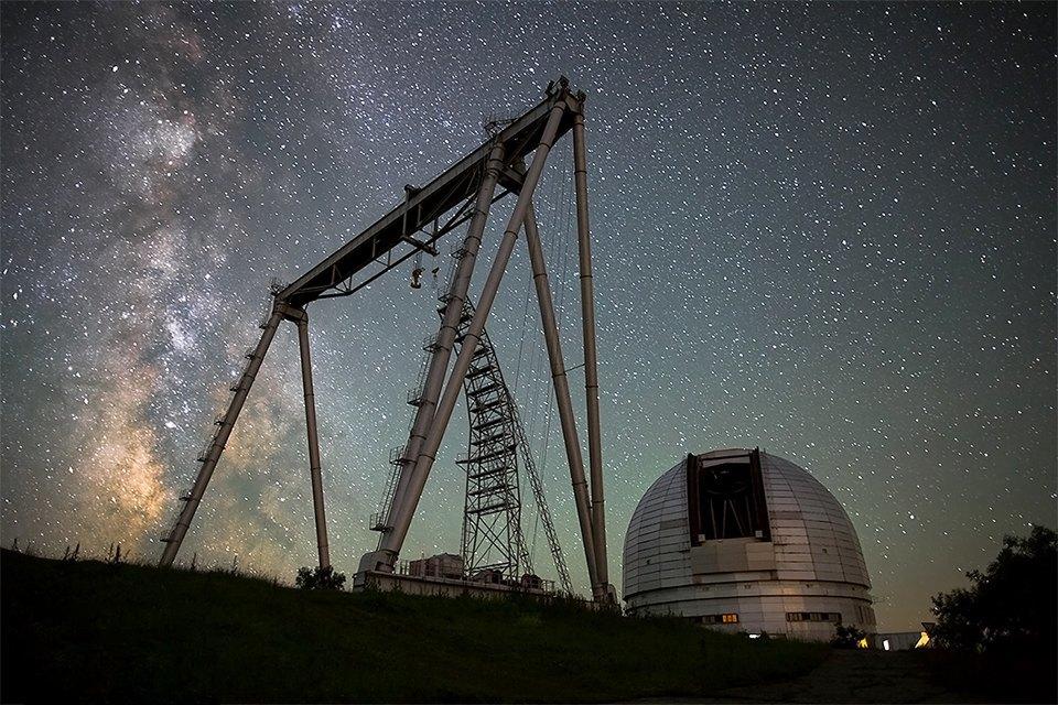 Фотографии лучших обсерваторий мира . Изображение № 16.