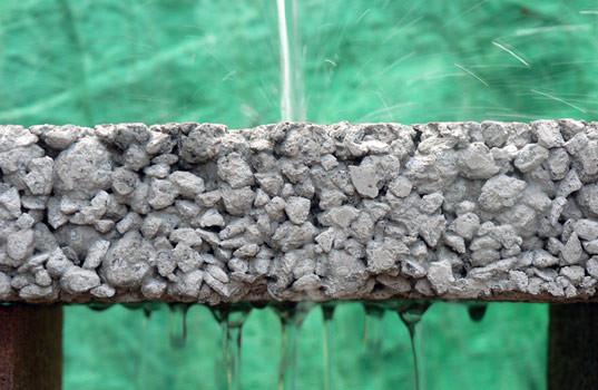 Экологичный бетон заменит токсичный асфальт. Изображение № 1.