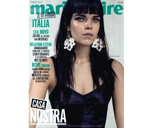 Изображение 23. Коллекция Dolce & Gabbana SS 2011 появилась на 42 обложках журналов.. Изображение № 29.