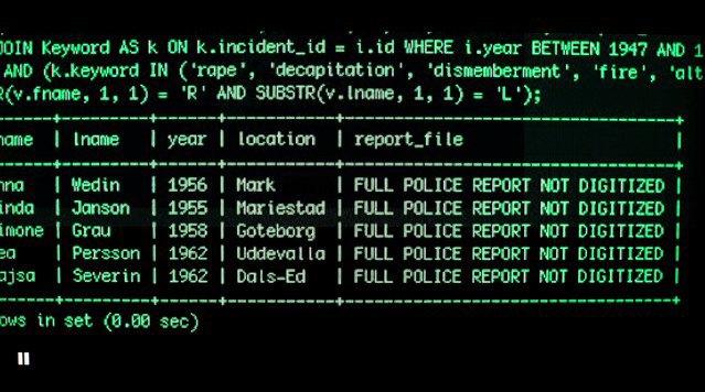 Лайк дня: Программные коды из кино. Изображение № 7.