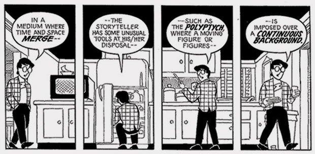 10 комиксов для тех, кто ничего не понимает в комиксах. Изображение № 7.