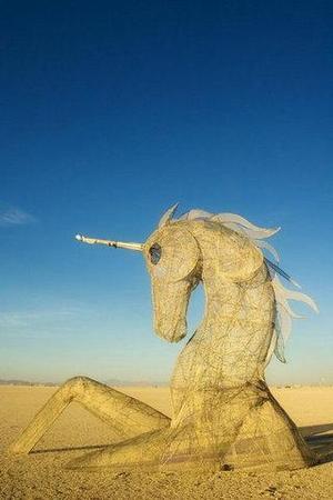 """Фестиваль """"Burning Man! """" вНеваде. Изображение № 14."""