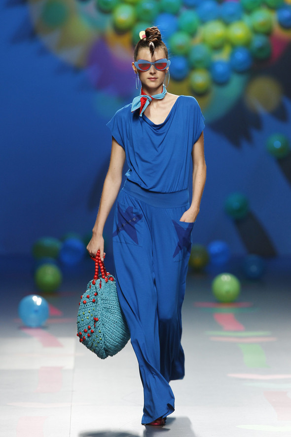 Madrid Fashion Week SS 2012: Agatha Ruiz de la Prada. Изображение № 9.