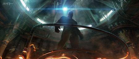 Best ARTWORKS of StarCraftII. Изображение № 4.