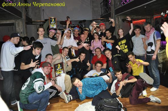 Россия На Чемпионате Европы по Брейкингу. Изображение № 2.