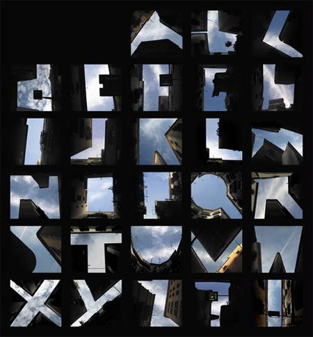 Удивительный алфавит. Изображение № 3.