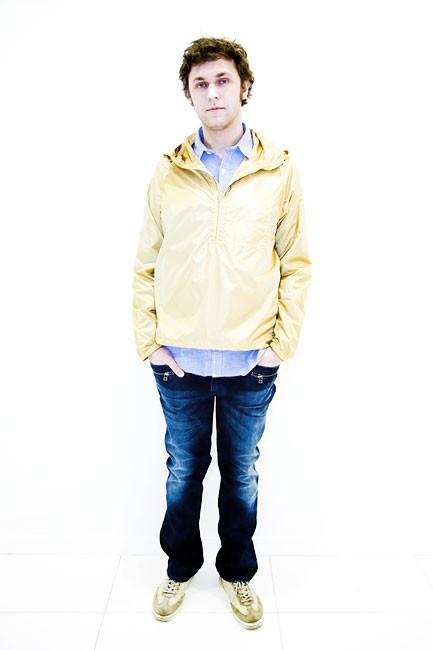 Встречайте по одежке: мужские образы от Uniqlo. Изображение № 7.