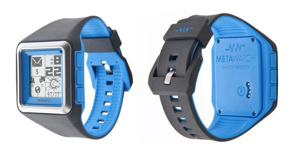 Новые умные часы для Android смартфона или iPhone 4S: MetaWatch STRAT. Изображение № 5.