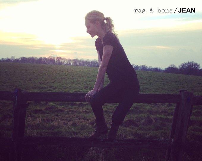 Камила Роу сняла Поппи Делевинь для Rag & Bone. Изображение № 18.