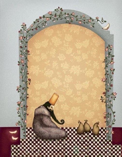 Изображение 63. Сказки на ночь от Лизы Эванс (Lisa Evans).. Изображение № 4.