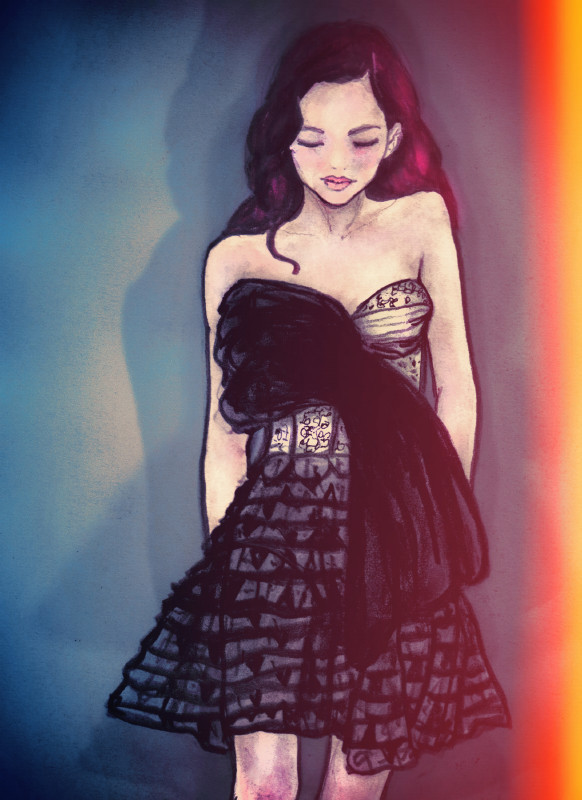 Fashion Girls от Igor Andre. Изображение № 1.