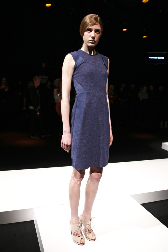 Berlin Fashion Week A/W 2012: Dietrich Emter. Изображение № 7.