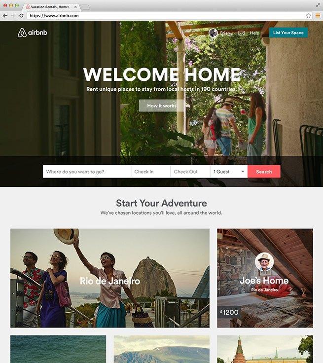 Airbnb представила редизайн бренда. Изображение № 3.