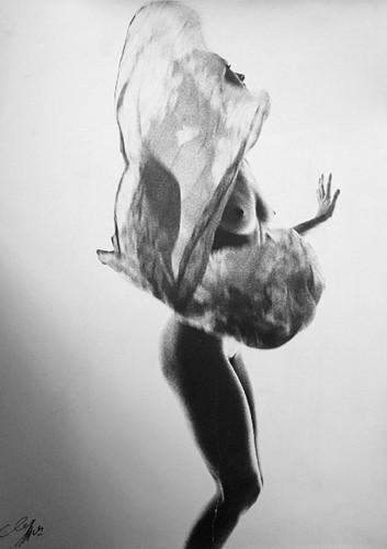 Части тела: Обнаженные женщины на фотографиях 50-60х годов. Изображение № 206.