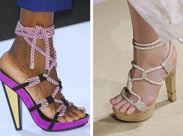 Walking in my shoes: 10 тенденций обуви весны-лета 2011. Изображение № 101.