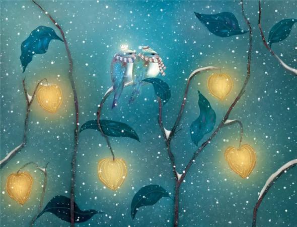 Изображение 32. Сказки на ночь от Лизы Эванс (Lisa Evans).. Изображение № 45.