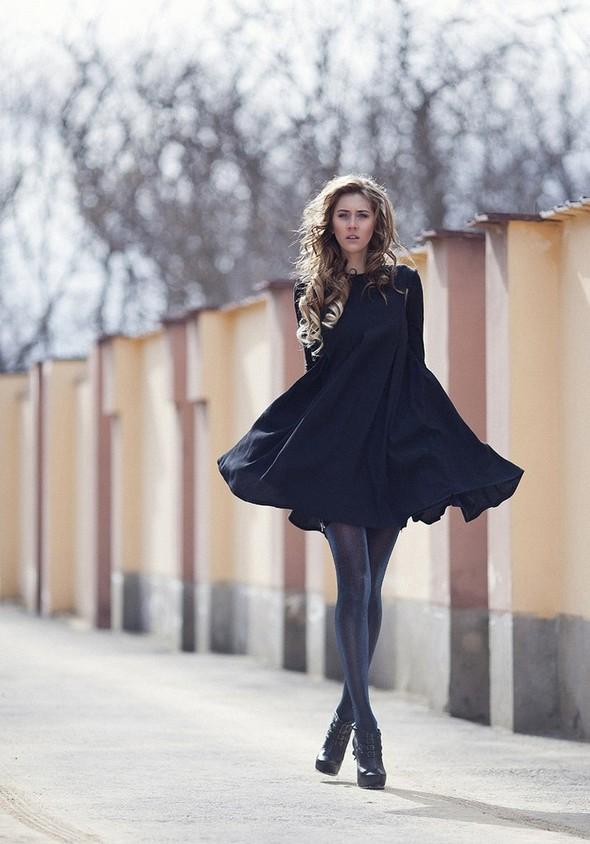 24 марта в рамках Mercedes-Benz Fashion Week Russia Яна Гатауллина пре. Изображение № 4.