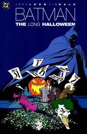 15 лучших комиксов  о Бэтмене. Изображение № 11.