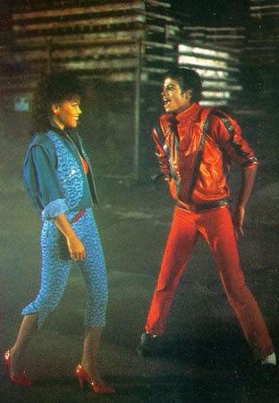 """Michael Jackson """"Thriller"""" 25 летвэфире. Изображение № 3."""