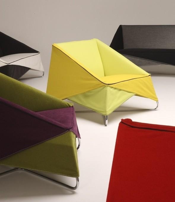 Мебель-«оригами» от Biesse. Изображение № 3.