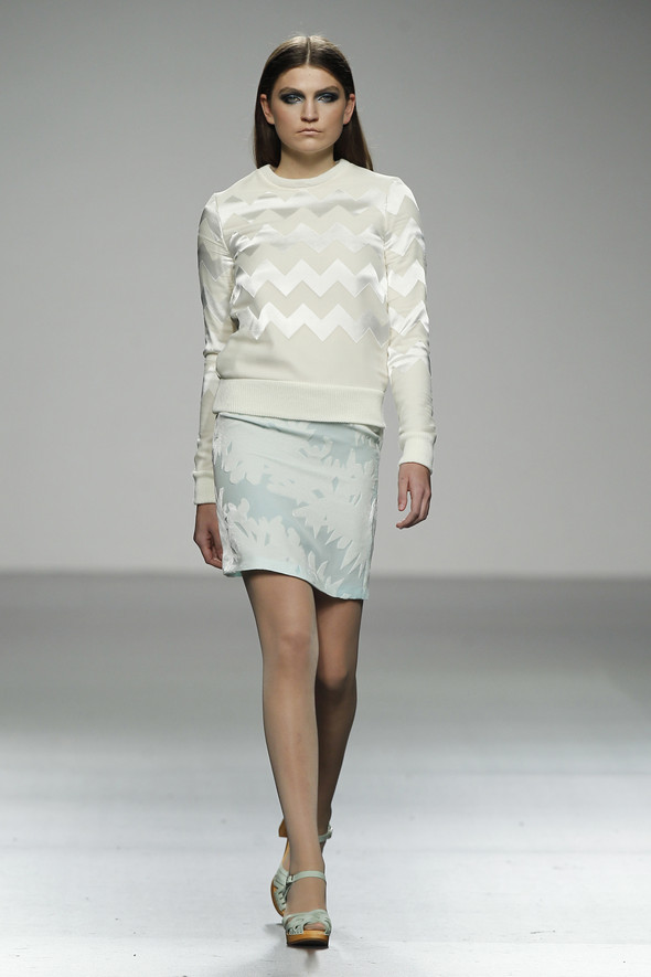 Madrid Fashion Week A/W 2012: River William. Изображение № 3.