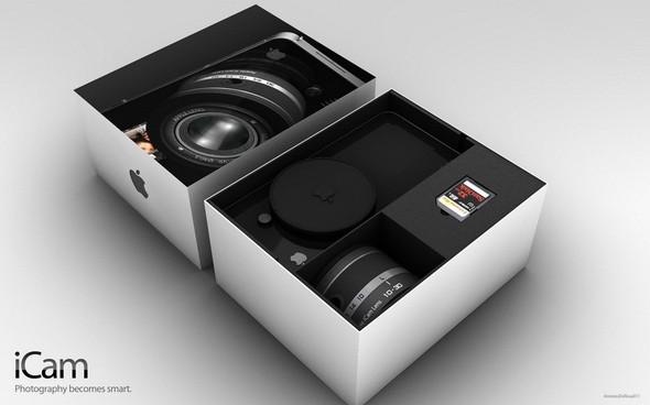 ICam - сделай фотоаппарат из своего iPhone или iPod. Изображение № 9.
