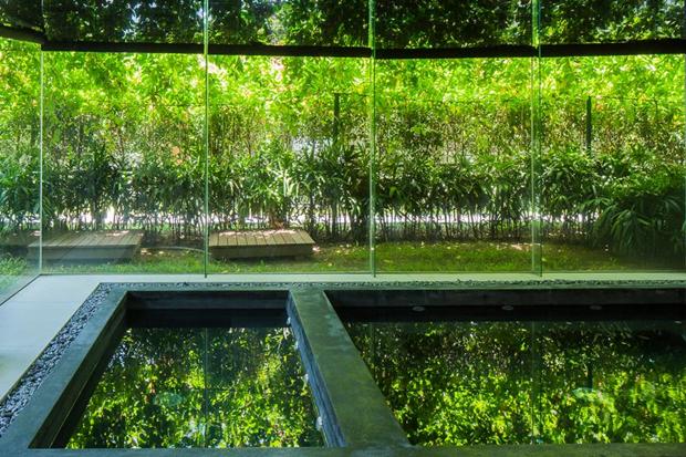Архитектура дня: белый спа-центр во Вьетнаме с растениями на фасаде. Изображение № 13.