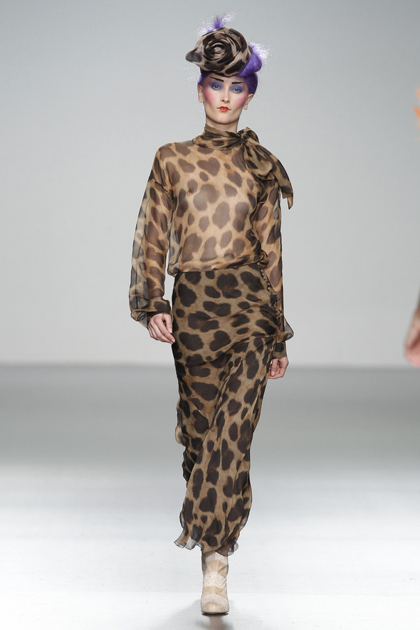 Madrid Fashion Week A/W 2012: Elisa Palomino. Изображение № 18.
