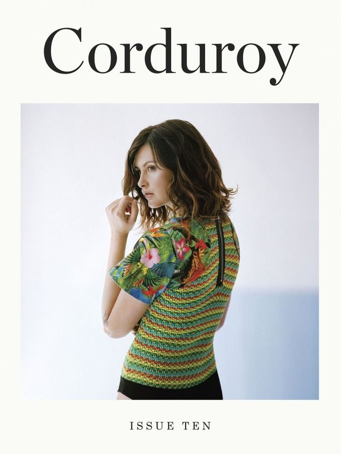 Показаны новые обложки Corduroy, Metal, Tush и других журналов. Изображение № 9.